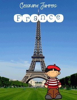 Geography Jumpers: France