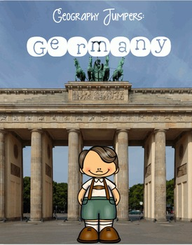Geography Jumpers: Germany