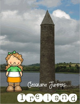 Geography Jumpers: Ireland