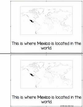 Geography Jumpers: Mexico