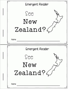Geography Jumpers: New Zealand