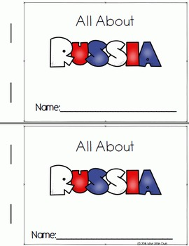 Geography Jumpers: Russia