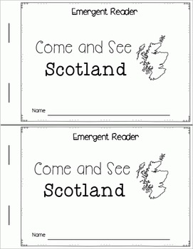 Geography Jumpers: Scotland