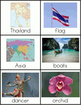Geography Jumpers: Thailand