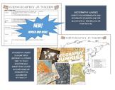 Geography Junkies Nine Week Bell Ringer--Africa & Asia