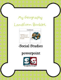 Geography Landform Booklet