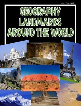 Geography Landmark Adventure