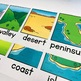 Geography Lapbook & Passages | Maps and Globes | Map Skills | Geography Activity