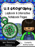 Geography Lapbook & Interactive Study Guide