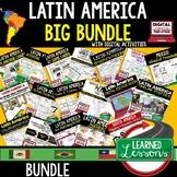 Geography Latin America BUNDLE (World Geography Bundle)