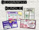 Geography Lesson Bundle!