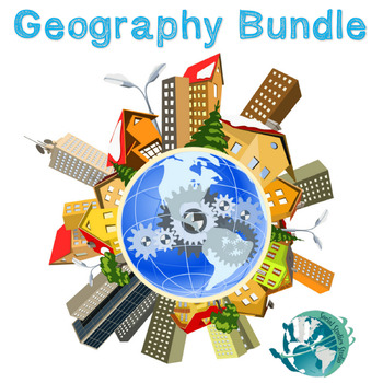 Geography Lessons Bundled