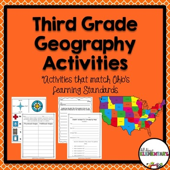 Third Grade Geography Activities
