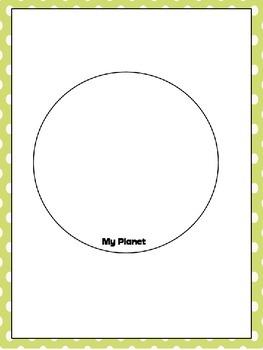 Geography Map Circles