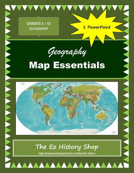 Geography Map Essentials