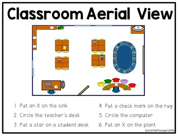 Aerial View Mapping Activities