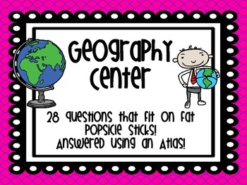 Map Skills Practice - Social Studies/Geography/World Cultures