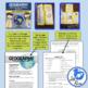 Geography Map Skills Unit Lapbook Print & Digital Distance Learning Bundle