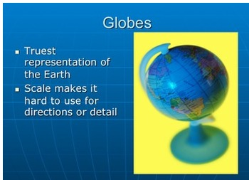 Geography Map Types and Purposes Powerpoint Lecture