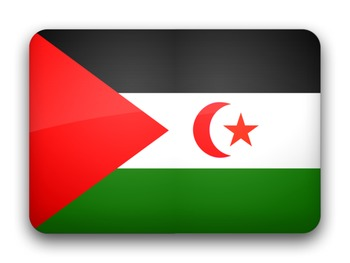 Geography/Map Western Sahara Internet Assignment Middle or High School
