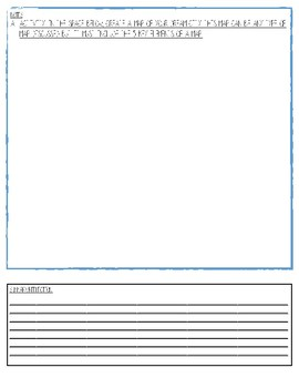 Geography & Mapping Cornell Style Guided Notes Packet