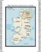 Ireland Geography, Maps, Flag, Assessment - Map Skills and Data Analysis