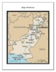 Pakistan Geography Maps, Flag, Assessment - Map Skills and Data Analysis