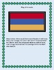 Armenia Geography Maps, Flag, Data, Assessment - Map Skills Data Analysis