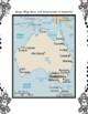 Australia Geography Maps, Flag, Data, Assessment - Map Skills Data Analysis