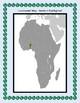 Geography Maps, Flag, Data, Assessment on Benin  - Map Skills Data Analysis