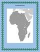 Burundi Geography Maps, Flag, Data, Assessment - Map Skills and Data Analysis