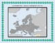 Geography Maps, Flag, Data, Assessment on Cyprus  - Map Skills Data Analysis