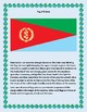 Eritrea Geography Maps, Flag, Data, Assessment Map Skills and Data Analysis
