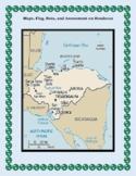 Honduras Geography Maps, Flag, Data, Assessment - Map Skills Data Analysis