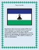 Lesotho Geography Maps, Flag, Data, Assessment - Map Skills Data Analysis