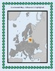 Lithuania Geography Maps, Flag, Data, Assessment - Map Skills Data Analysis