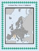 Monaco Geography Maps, Flag, Data, Assessment - Map Skills Data Analysis