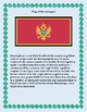 Montenegro Geography Maps, Flag, Data, Assessment - Map Skills Data Analysis