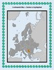 Serbia Geography Maps, Flag, Data, Assessment - Map Skills Data Analysis