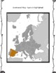 Spain Geography Maps, Flag, Data, Assessment - Map Skills Data Analysis
