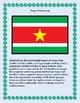 Suriname Geography Maps, Flag, Data, Assessment - Map Skills Data Analysis