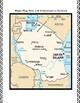 Tanzania Geography Maps, Flag, Data, Assessment - Map Skills Data Analysis