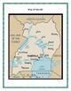 Uganda Geography Maps, Flag, Data, Assessment - Map Skills Data Analysis