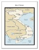 Vietnam Geography Maps, Flag, Data, Assessment - Map Skills Data Analysis