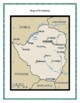 Zimbabwe Geography Maps, Flag, Data, Assessment - Map Skills Data Analysis
