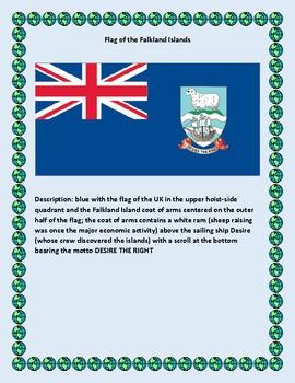 Falkland Islands Geography Maps, Flag, Data, Assessment - Data Analysis