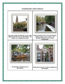 The Netherlands Geography Maps, Flag, Data, Assessment - Data Analysis