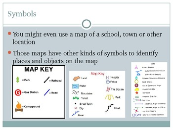 Geography - Maps (Physical, Political, Thematic)...and Their Elements