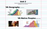 Virginia Studies Geography & Native People VS2