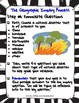 Geography Natural Disasters Inquiry Project for Middle School Students